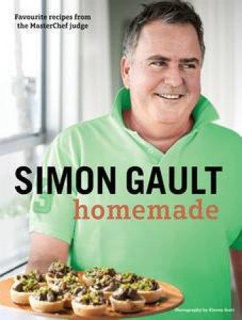 Simon Gault Homemade by Simon Gault