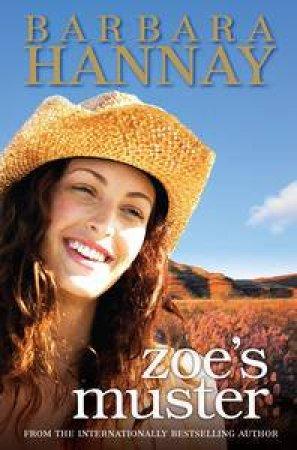 Zoe's Muster by Barbara Hannay