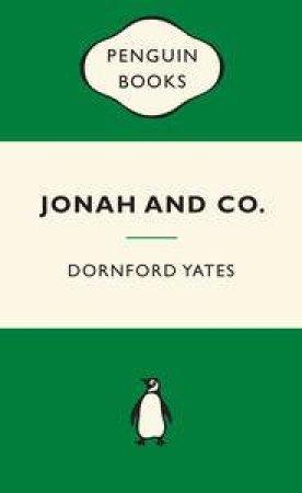 Green Popular Penguins : Jonah & Co by Dornford Yates