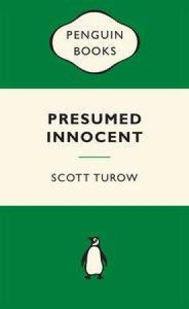 Green Popular Penguins : Presumed Innocent by Scott Turow