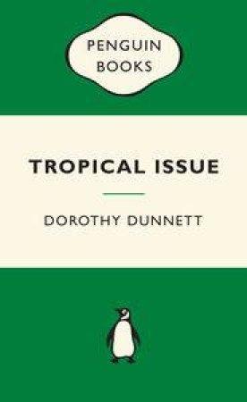 Green Popular Penguins : Tropical Issue by Dorothy Dunnett