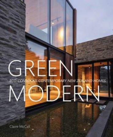 Green Modern by Claire McCall