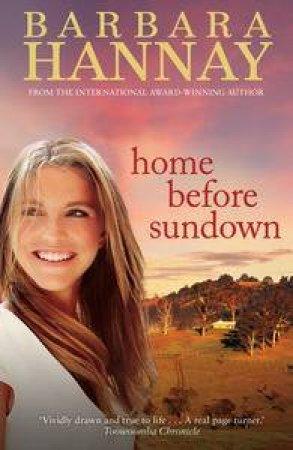 Home Before Sundown by Barbara Hannay