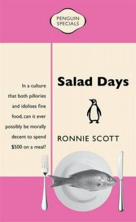 Penguin Specials: Salad Days by Ronnie Scott
