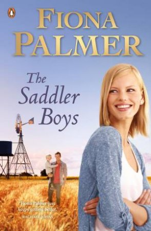 The Saddler Boys  by Fiona Palmer