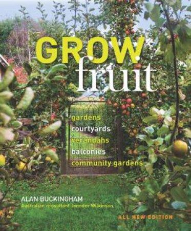 Grow Fruit by DK
