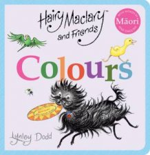 Hairy Maclary And Friends Colours In Maori And English