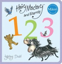 Hairy Maclary And Friends 123 In Maori And English