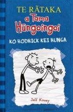 Ko Rodrick Kei Runga Diary Of A Wimpy Kid Maori Edition