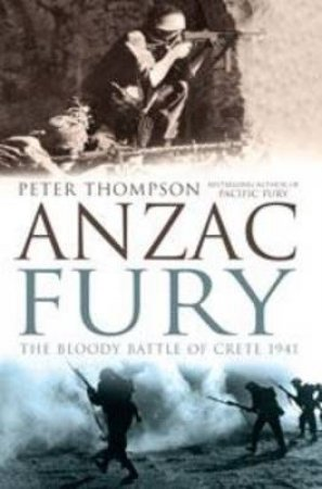 ANZAC Fury by Peter Thompson