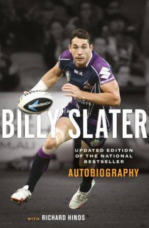 Billy Slater Autobiography by Billy Slater