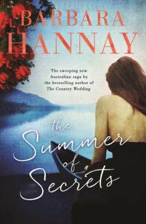 The Summer Of Secrets by Barbara Hannay