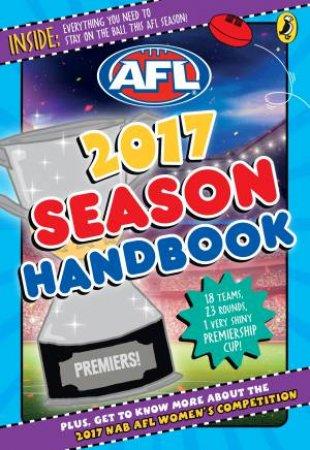 AFL 2017 Season Handbook