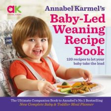 BabyLed Weaning Recipe Book