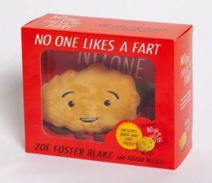No One Likes a Fart Book & Plush Box Set