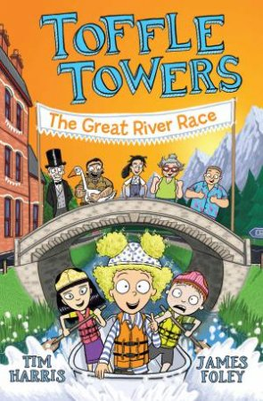 The Great River Race by Tim Harris & James Foley