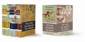 Iliad, The Odyssey, The Aeneid, Deluxe Ed by Virgil & Homer