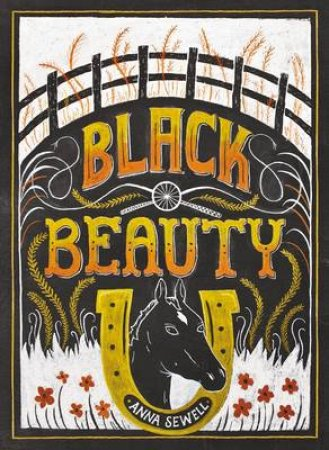 Puffin Chalk Series: Black Beauty by Anna Sewell