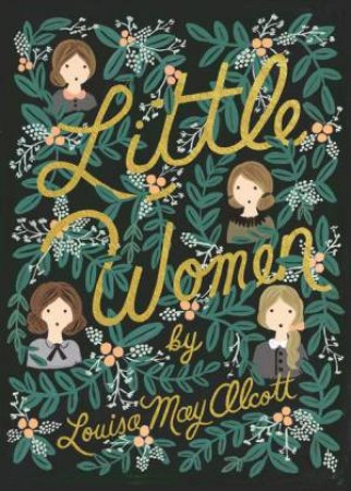 Puffin in Bloom: Little Women by Louisa May Alcott