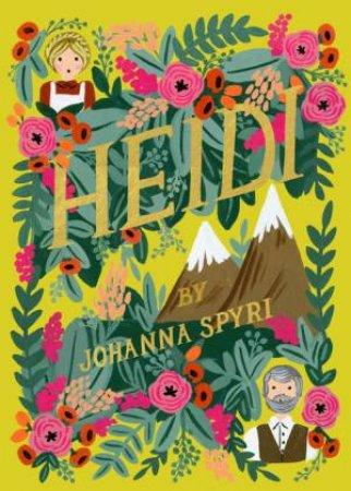 Puffin In Bloom: Heidi by Johanna Spyri