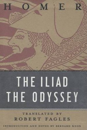 Penguin Classics: The Iliad & The Odyssey - Boxed Set by Homer