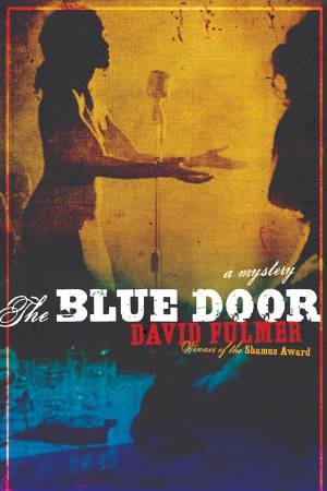 Blue Door by FULMER DAVID