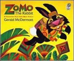 Zomo the Rabbit by MCDERMOTT GERALD