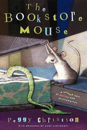 Bookstore Mouse by CHRISTIAN PEGGY