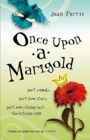 Once upon a Marigold by FERRIS JEAN