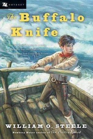 Buffalo Knife by STEELE WILLIAM O.