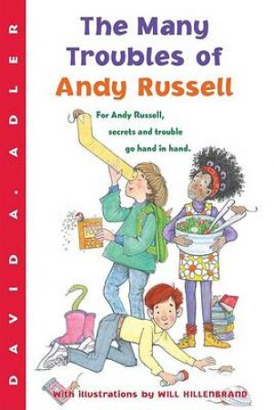 Many Troubles of Andy Russell by ADLER DAVID A.