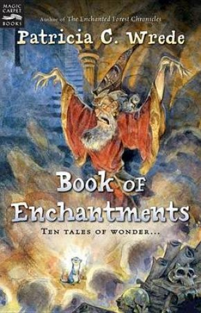 Book of Enchantments by WREDE PATRICIA C.