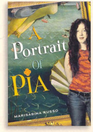 Portrait of Pia by RUSSO MARISABINA