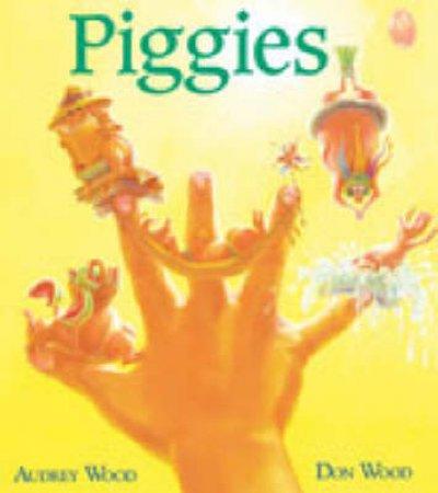 Piggies by WOOD AUDREY