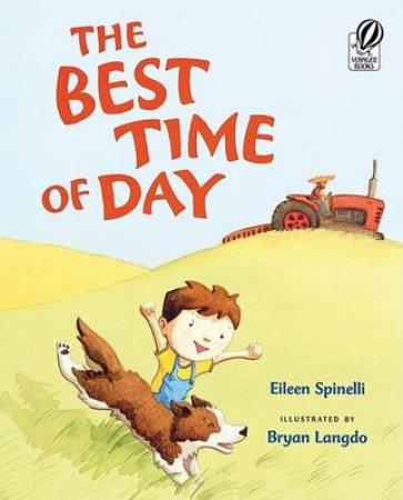 Best Time of Day by SPINELLI EILEEN