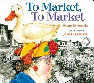 To Market, to Market by MIRANDA ANNE
