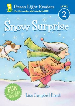 Snow Surprise by ERNST LISA CAMPBELL