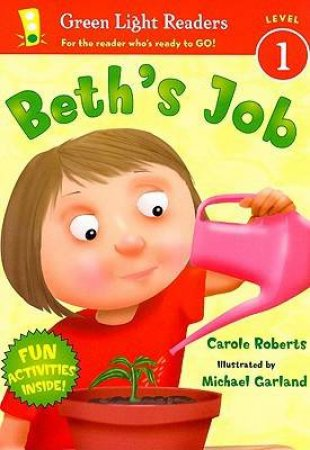 Beth's Job by ROBERTS CAROLE