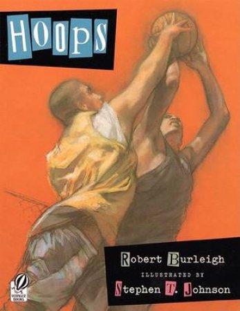 Hoops by BURLEIGH ROBERT