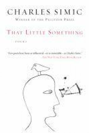 That Little Something by SIMIC CHARLES