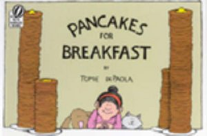Pancakes for Breakfast by DEPAOLA TOMIE