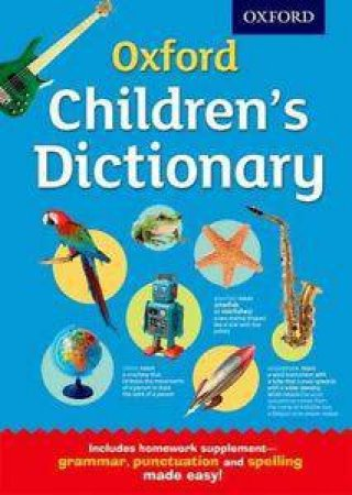 Oxford Children's Dictionary by Oxford University Press