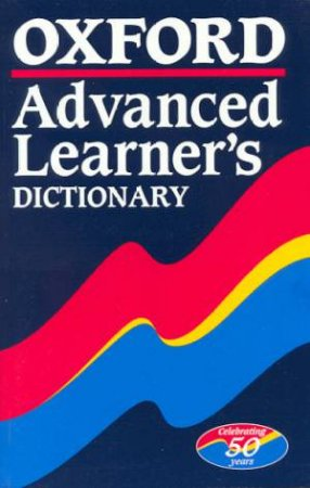 Oxford Advanced Learner's Dictionary - 5 ed by Various