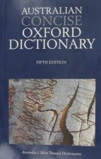 Australian Concise Oxford Dictionary, 5th Ed by Various