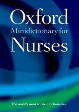Oxford Mini Dictionary For Nurses 8th Ed