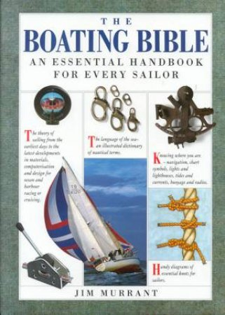 The Boating Bible by Jim Murrant