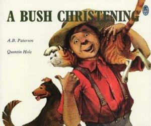 A Bush Christening