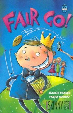 Skinny Books: Fair Go by Janine Fraser