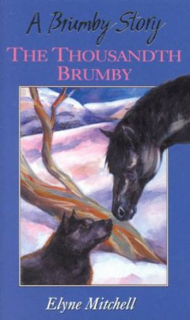Silver Brumby: The Thousandth Brumby by Elyne Mitchell