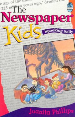 Spooking Sally by Juanita Phillips